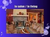 French I Ma maison