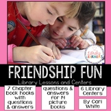 Friendship Fun Library Centers