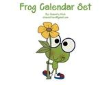Frog Calendar Unit