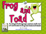 Frog and Toad are Friends Integrated Unit