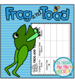 Frog and Toad...Balanced Literacy