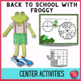 Froggy Goes To School Lesson Plan, Activities and Classroo