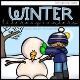Frosty & Friends {18 Literacy Centers for Winter}