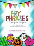 Fry Phrases Fluency Game