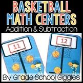 Fun Basketall Math Activities