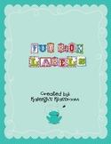 Fun Classroom Book Labels