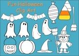 Fun Halloween Clip Art