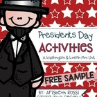 Fun President's Day Activities