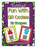 Fun With QR Codes: 3D Shapes
