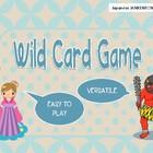 Japanese 'wild' card game fun!