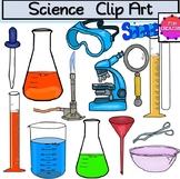 Fun science Clip Art Bundle
