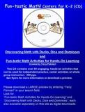 Fun-tastic Math!  Centers for K-2  CD