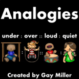 Fun with Analogies