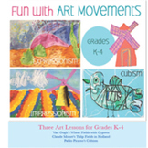 Fun with Art Movements Lesson Plans
