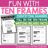 Fun with Ten Frames-Common Core Aligned