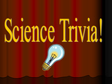 Fun Science Trivia Game