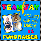 Fundraiser for Baby Jay Bundle 1 Clip Art Graphics CU OK