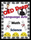 2014 GED: Math-Language Arts-Science