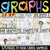 GRAPHS: Bar Graphs, Pictographs, Line Graphs, Line Plots,