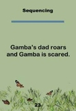 Gamba Educational Activity Cards
