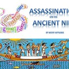 Game: Assassination on the Ancient Nile mystery party