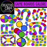 Game Boards Galore {Creative Clips Digital Clipart}