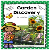 Garden Discovery Fun - In the Garden or the Schoolyard!