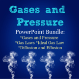 Gas Laws PowerPoint Bundle for Chemistry