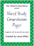 Generic Novel Study for Any Novel
