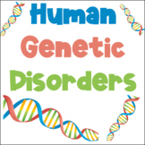Genetic Disorders PowerPoint