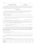 Genetics Web Lab - Mendel's Peas