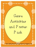 Genre Activities and Poster Pack