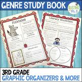 Genre Study Organizers and Printables for Third Grade