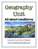 Geography Landform Unit