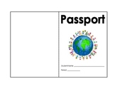 Geography Passport