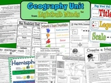 Geography Unit from Lightbulb Minds