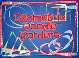 Geometric Doodle Borders