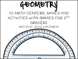 Geometry {10 Games, Activities and Centers}