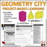 Back to School Geometry City