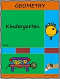 Geometry For Kindergarten and Ist Grade