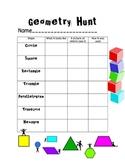 Geometry Hunt