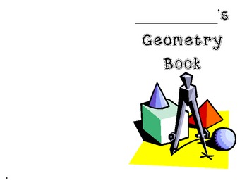 Geometry In a Book