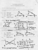 Geometry Notes- Entire High School Course