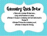 Geometry Quick Draw {FREEBIE}