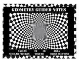 Geometry Study Guide 7th Grade GA Common Core