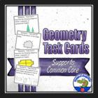 Geometry - Task Cards