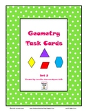 Geometry Task Cards Set 2