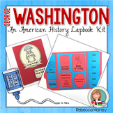 George Washington Lapbook Kit