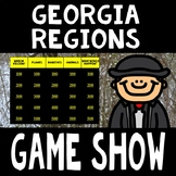 Georgia Regions TV Trivia -Animals, Plants, Regions, Habit