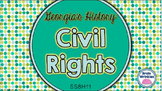 Georgia's History: Civil Rights Movement (SS8H11)